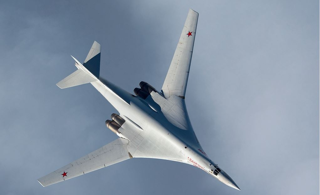 Tupolev tu-160 WhiteSwamBlackjack
