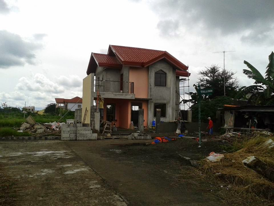 Monte rosa subdivision house construction project in hibao for One storey house philippines