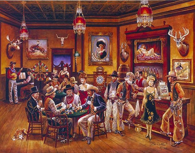 Juegos de poker gratis en el viejo oeste