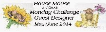 Guest Designer - May/June 2014