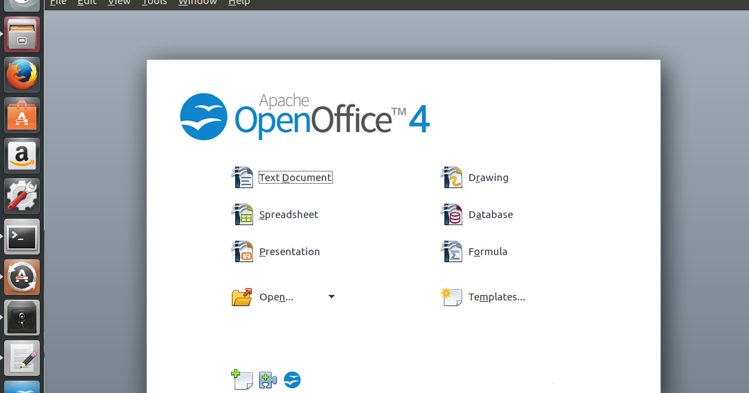 How to easily install openoffice 4 1 1 under ubuntu mint 17 1 - Open office 4 1 1 gratuit ...
