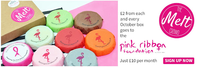 Sign up to The Melt Crowd and help support the Pink Ribbon Foundation