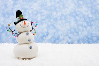 Frosty de navidad