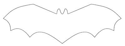 Bat Templates Print Outs