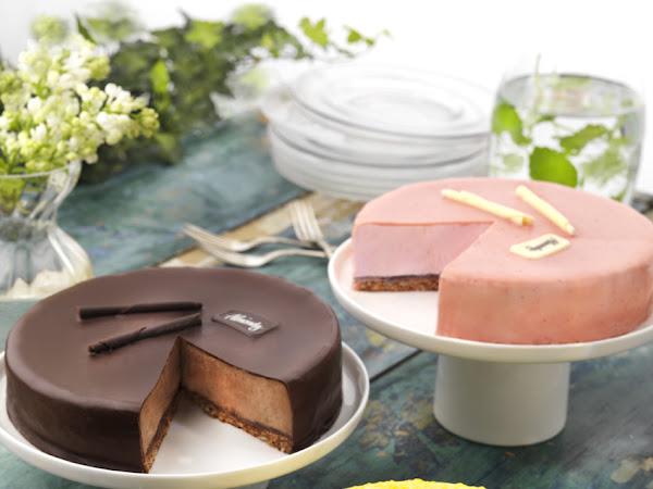 NEU: (glutenfreie) Almondy Moussetårta