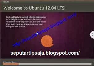installation linux ubuntu