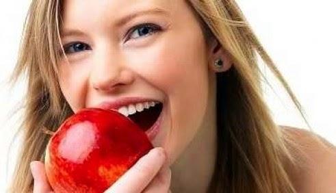 Makan Satu Apel Sehari Dapat Mengurangi Risiko Serangan jantung Dan Stroke