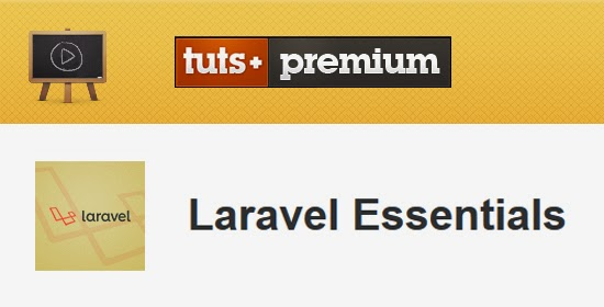 Tutsplus – Laravel Essentials