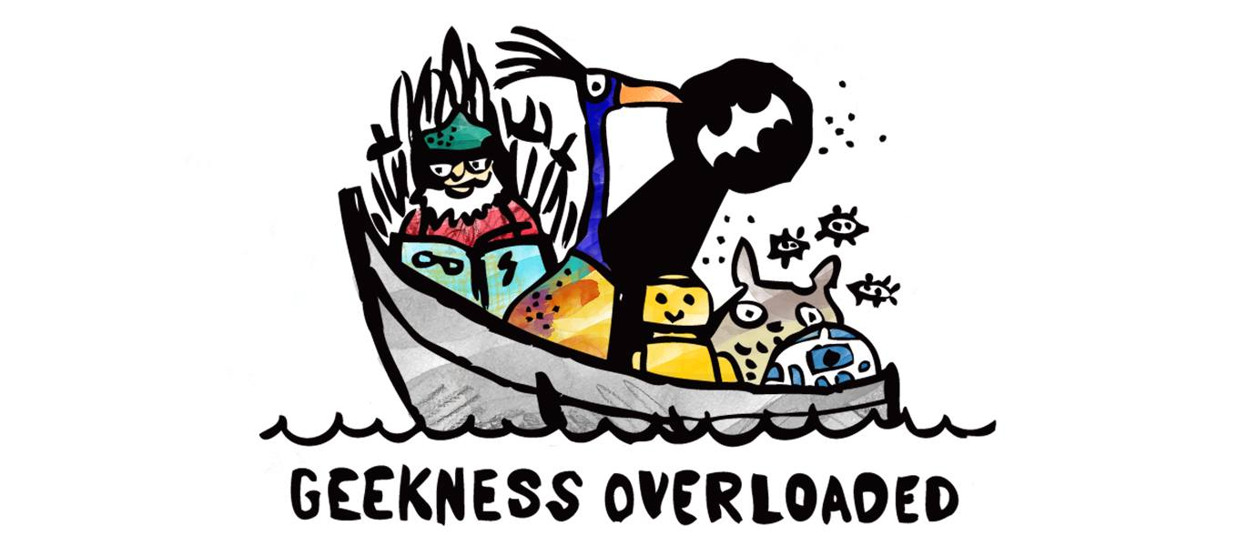 Geekness Overloaded