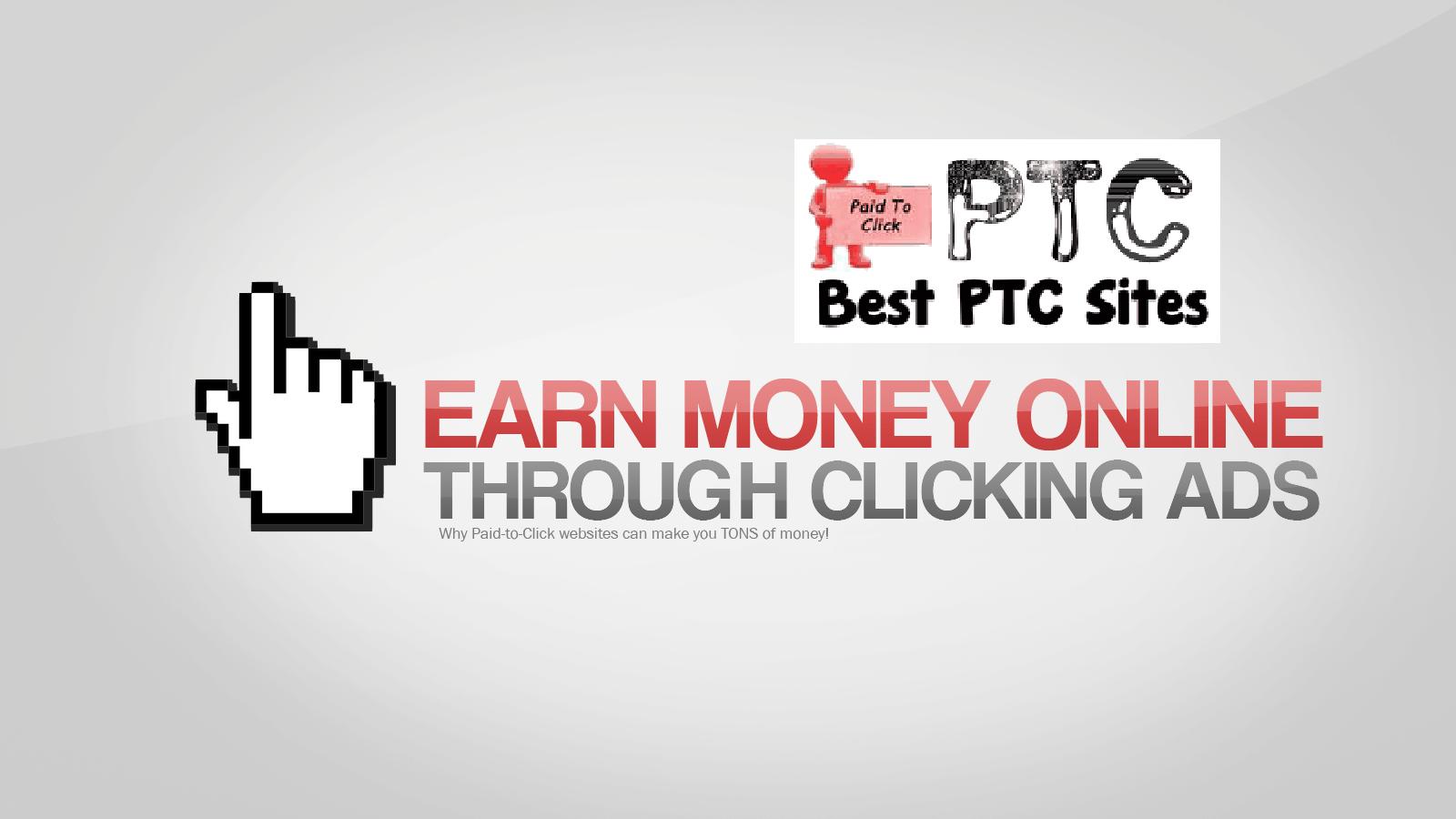 earn money with PTC sites