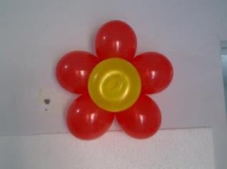 bunga balon Murah