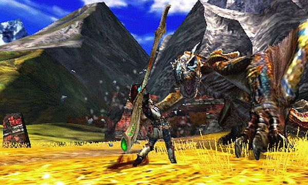 MONSTER HUNTER 4, Arrasa!  Monster-hunter-4