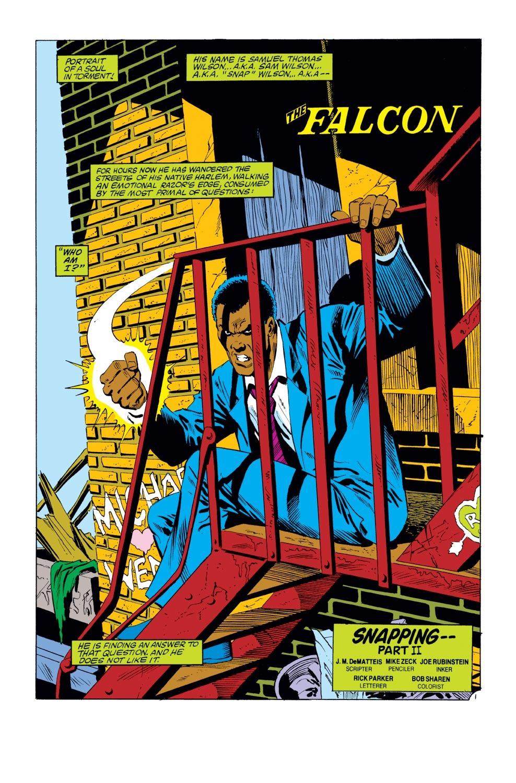 Captain America (1968) Issue #277 #193 - English 18