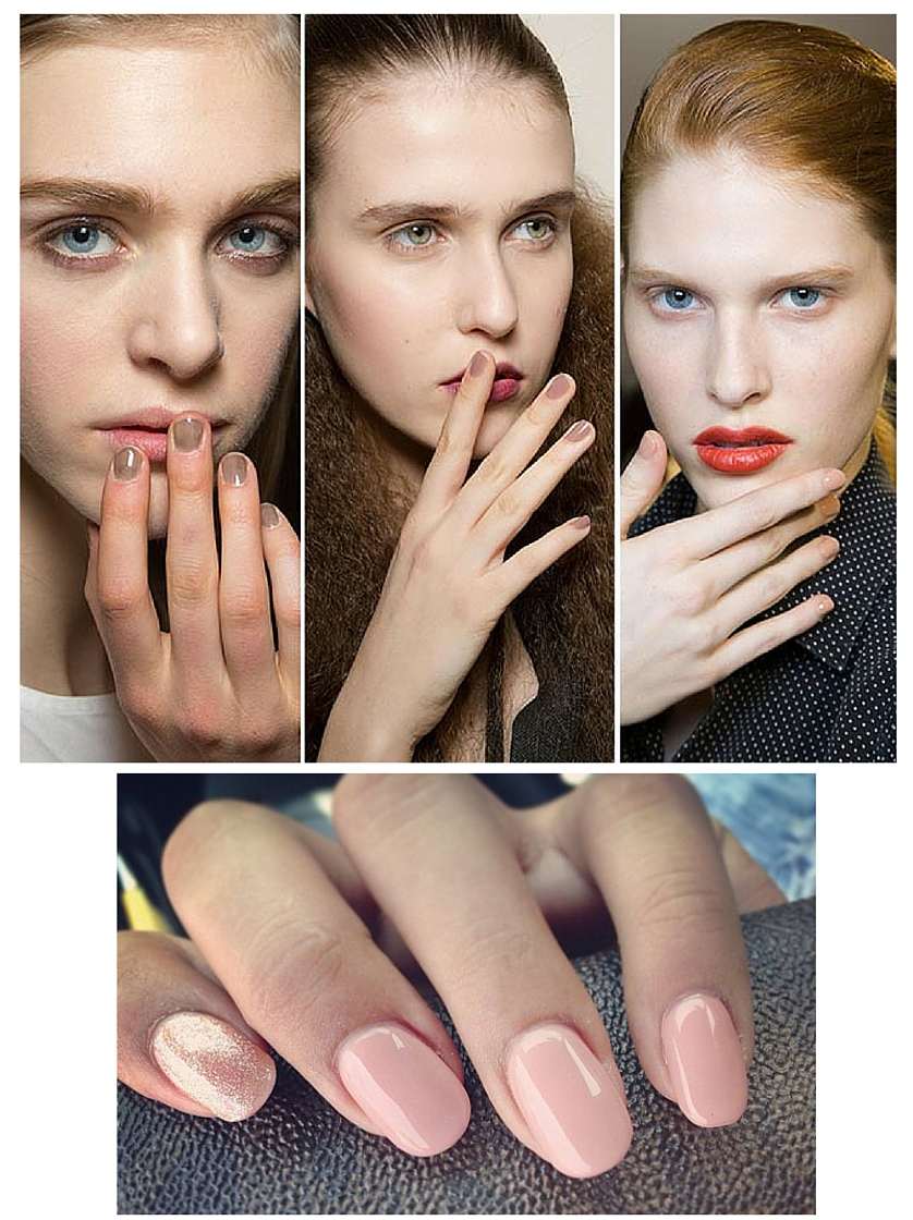 how to make the best nude manicure on Fashion and Cookies beauty blog, beauty blogger