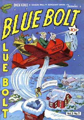 Blue Blot v. 3 #7