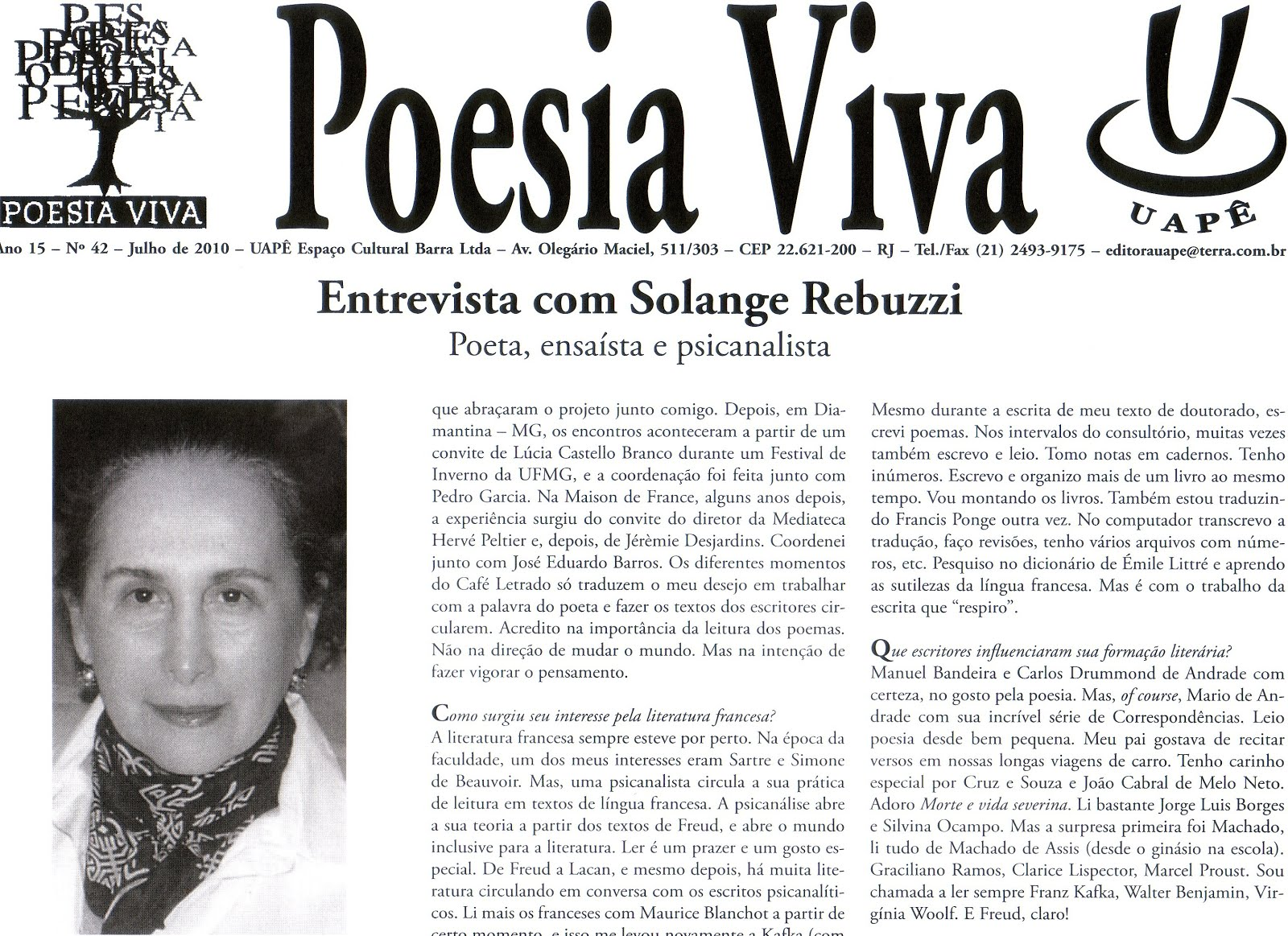Jornal Poesia Viva