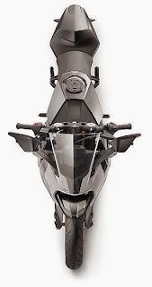 bodywork KTM RC 200
