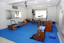 Pilates Studio na CM.2 Fisioterapia - Cidade Jardim.