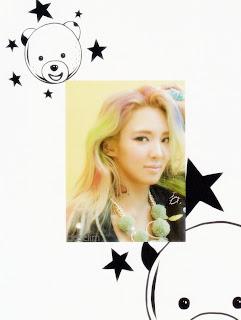 SNSD Hyoyeon I Got A Boy Photobook 11