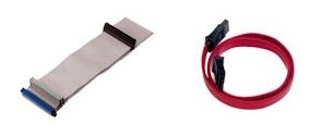 Differences ATA cable and SATA cable