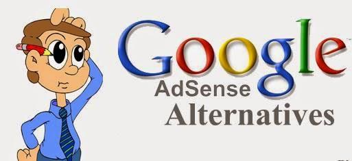 Alternatives of Google AdSense