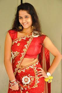 Actress Jayanthi  Saree Stills 002