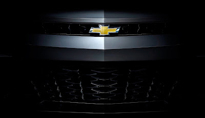 2016 Chevrolet Camaro Teaser Photos