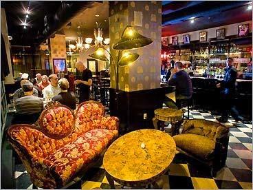 Estragon Restaurant in Boston