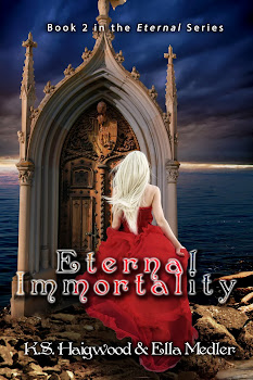 Eternal Immortality - Book 2 in the 'Eternal' series