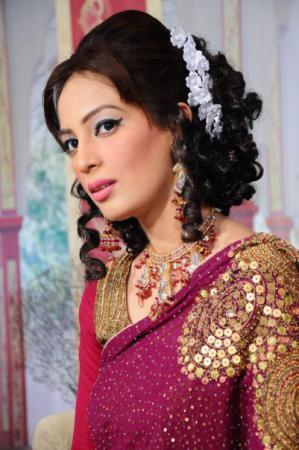 wedding pics of farah hussain