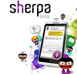 sherpa - android - gadget y tecnología