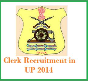 Sarkari Naukri Clerk Recruitment 2014 Clerk Jobs, Recruitment in Uttar Pradesh 2014