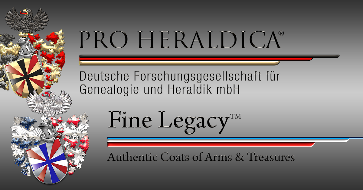 Heraldry workshop fine legacy authentic coats of arms for Pro heraldica