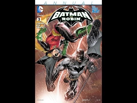 BATMAN AND ROBIN ANNUAL#3