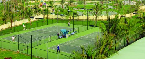 Sân Tenis Vinhomes Riverside