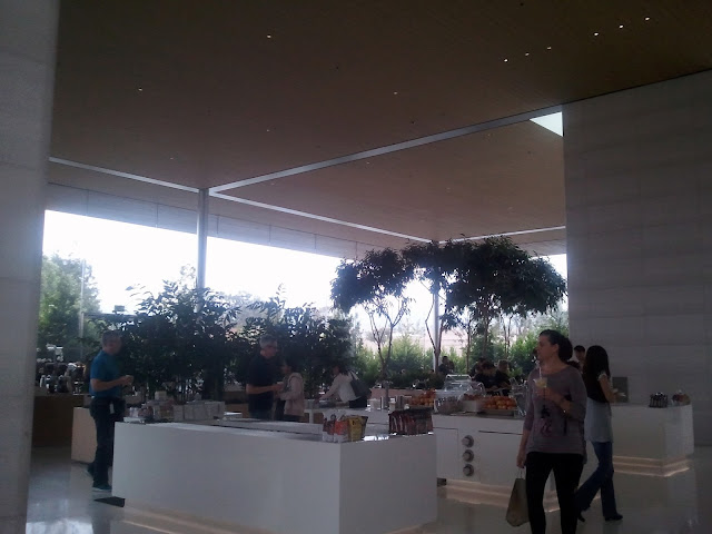 The Apple Cafe, Cupertino, CA