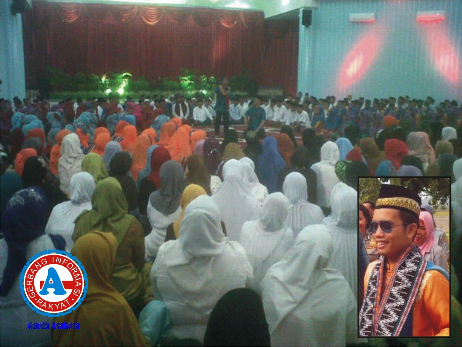 Sambut HUT ke-12 Kota Bima, Walikota Hadirkan Ustadz Maulana