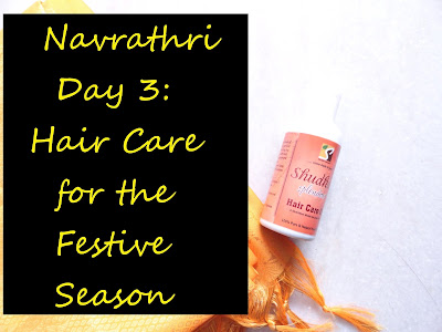 Navrathri Day 3: Hair care for the festive season. image