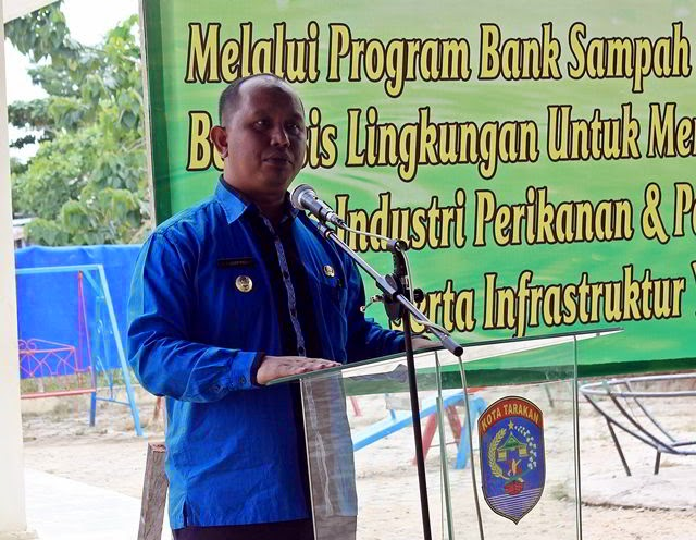 Bank Sampah Nibung Tarakan Kalimantan Timur