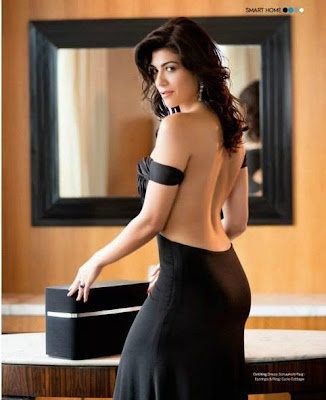 Hot Archana Vijaya Photo Shoot for Stuff cover page