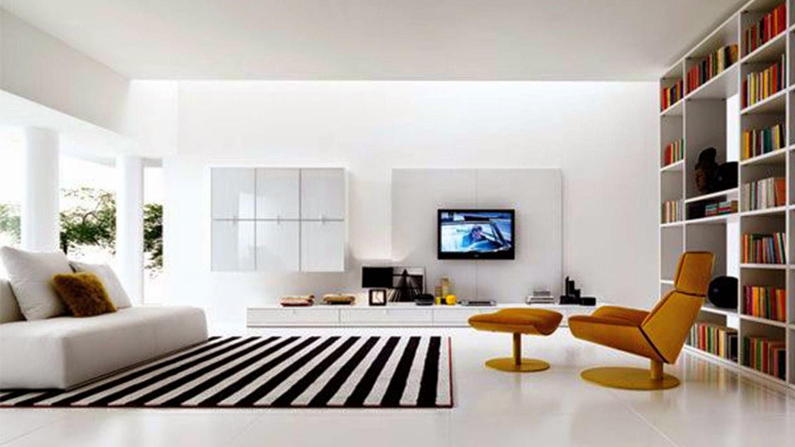 Modern Living Room Designs 2014