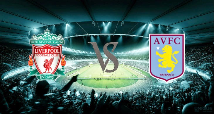 Prediksi Bola Liverpool vs Aston Villa 13 September 2014