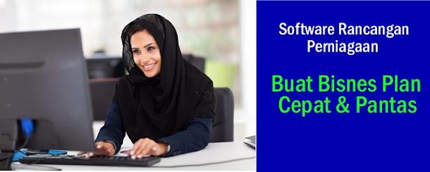 Klik untuk dapatkan Software Rancangan Perniagaan