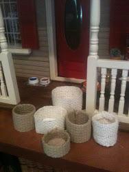 mini baskets