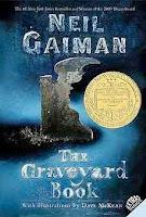 bookcover of NEWBERY WINNER The Graveyard Book  by Neil Gaiman