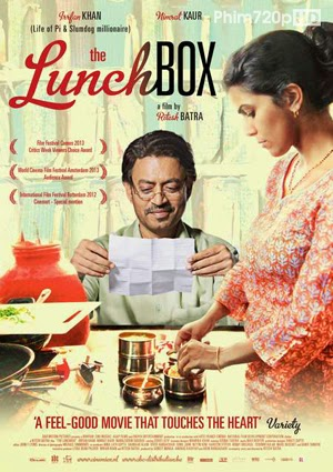 The Lunchbox 2013 poster
