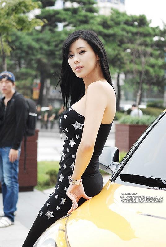 Kim Ha Yul - Hyundai Veloster Road Show