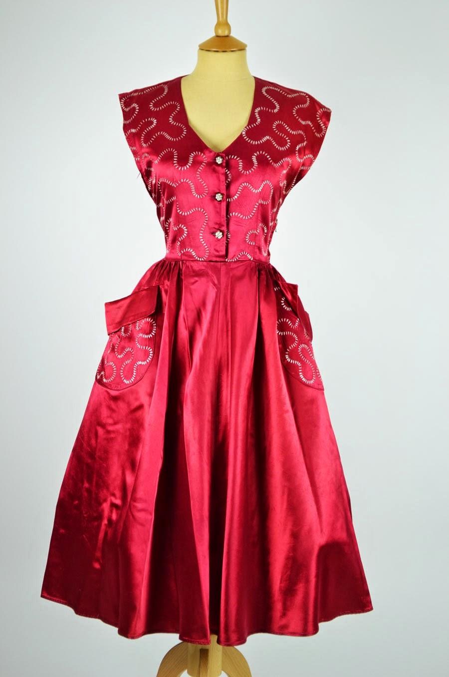 Vintage Skirts And Dresses