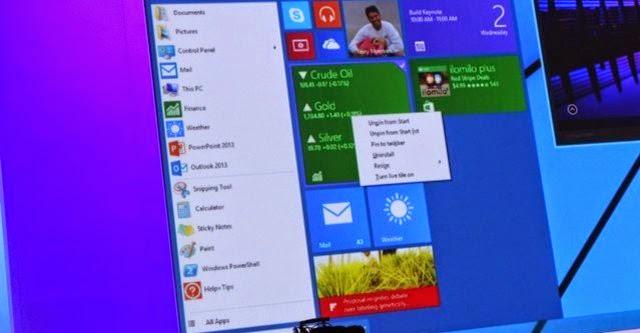 """Microsoft không còn """"mặn mà"""" với Windows 8"""