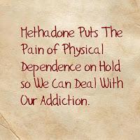 Methadone Quote Addicion